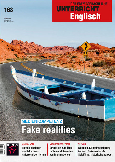Medienkompetenz: Fake realities