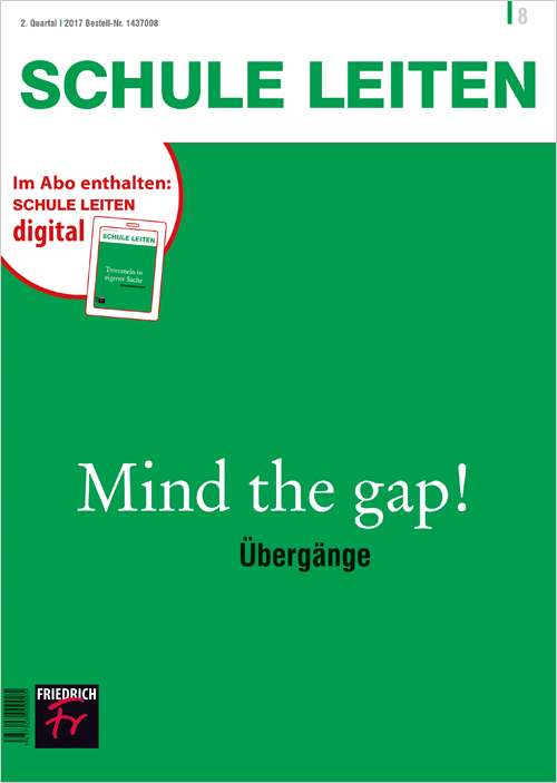 Übergänge – Mind the gap!