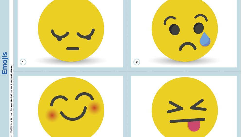 Whatsapp emoji bedeutung deutsch
