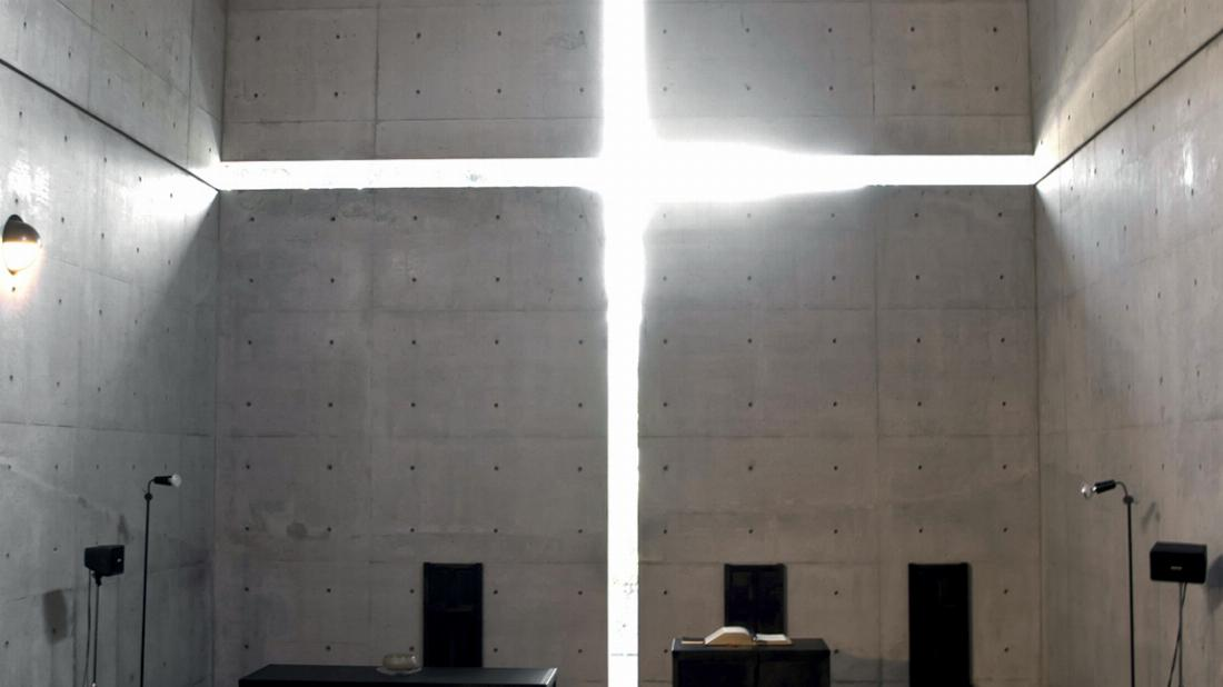 Tadao Ando: Church of the Light, 1988-89, Osaka, Japan (Foto: Sira Anamwong, shutterstock.com)