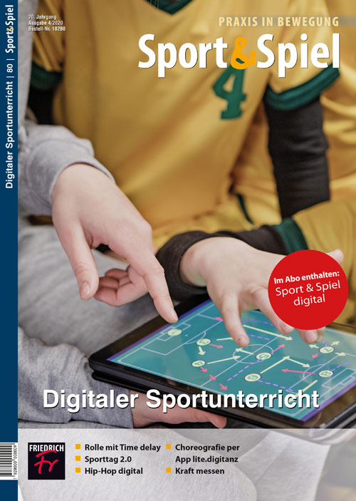 Digitaler Sportunterricht