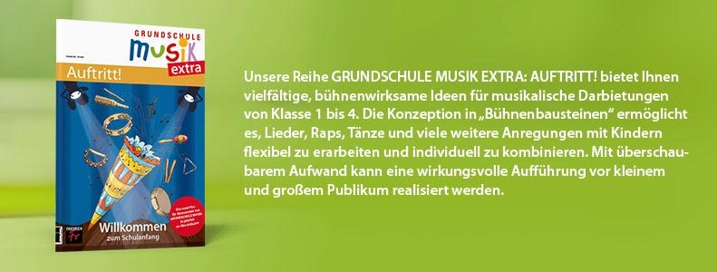 Grundschule Musik extra: Auftritt