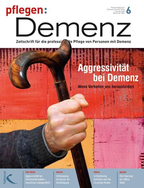 Aggressivität bei Demenz