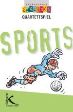 "Quartettspiel ""Sports"""