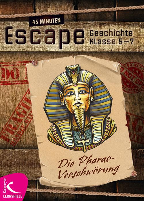 45 Minuten Escape – Die Pharao-Verschwörung