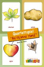 Quartettspiel AUTUMN TIME