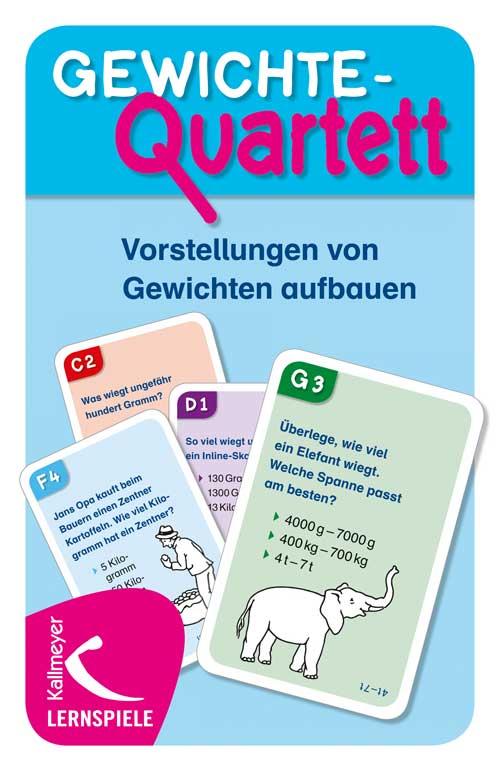 Gewichte-Quartett