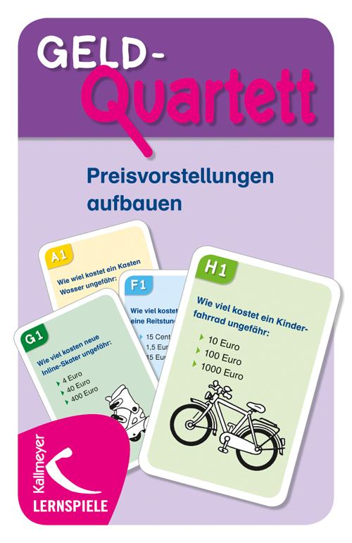 Geld-Quartett