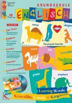 Learning Words: Crocodiles, Camels & Kangaroos