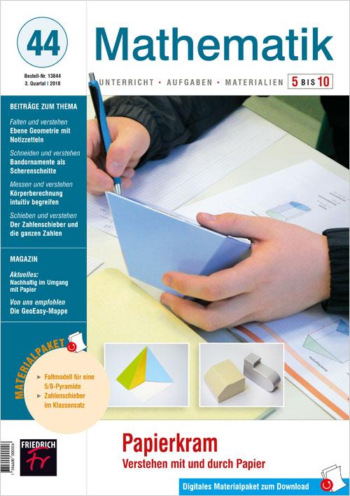 Papierkram – Verstehen mit und durch Papier