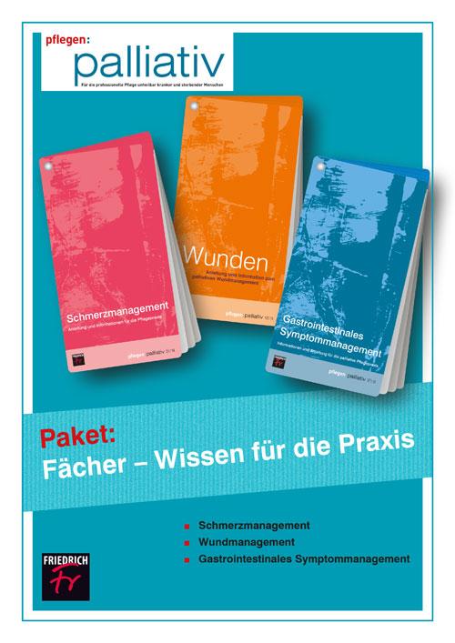 Paket: Fächer – Wissen für die Praxis