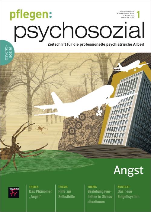 pflegen: psychosozial Heft Nr. 01/10