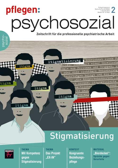 pflegen: psychosozial Heft Nr. 02/10