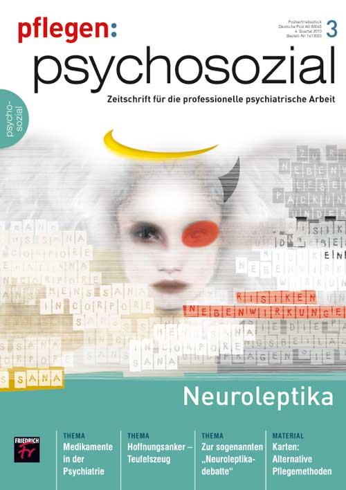 pflegen: psychosozial Heft Nr. 03/10