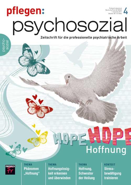pflegen: psychosozial Heft Nr. 04/11
