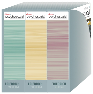 """""""Farbskala"""" praxiswissen: Psychosozial"""