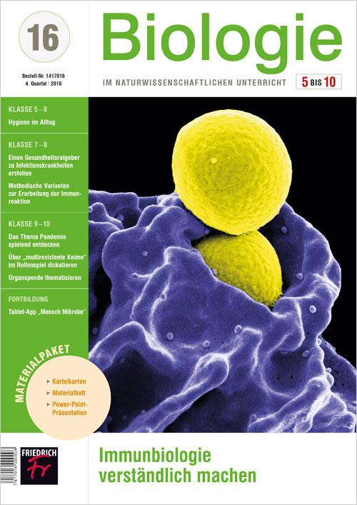 Immunbiologie verständlich machen