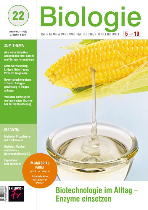 Biotechnologie im Alltag – Enzyme einsetzen