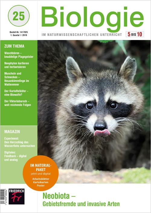 Neobiota – Gebietsfremde und invasive Arten