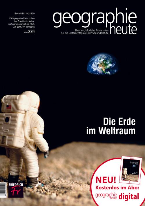 Die Erde im Weltraum – Heft