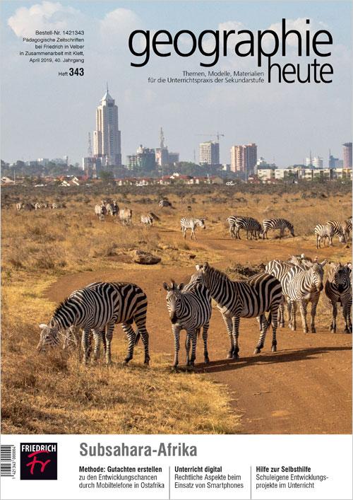 Subsahara-Afrika – Heft