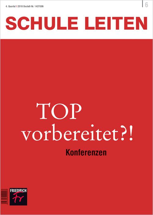 Konferenzen – TOP vorbereitet?!
