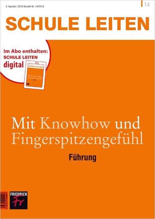 Mit KnowHow und Fingerspitzengefühl – Führung