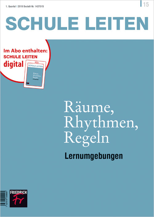 Lernumgebungen – Räume, Rhythmen, Regeln