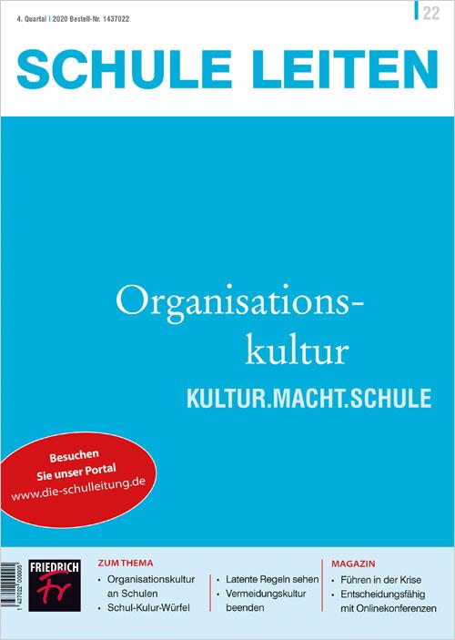 KULTUR.MACHT.SCHULE – Organisationskultur