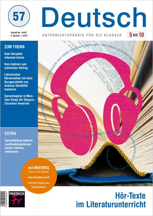 Hör-Texte im Literaturunterricht