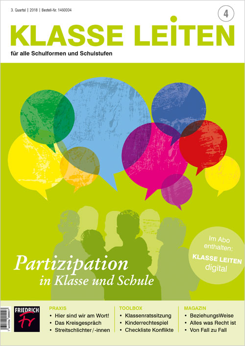 Partizipation in Klasse und Schule