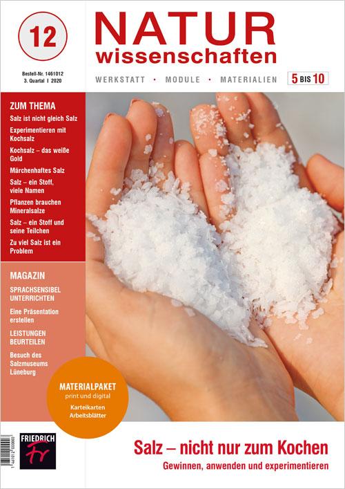Salz – Nicht nur zum Kochen