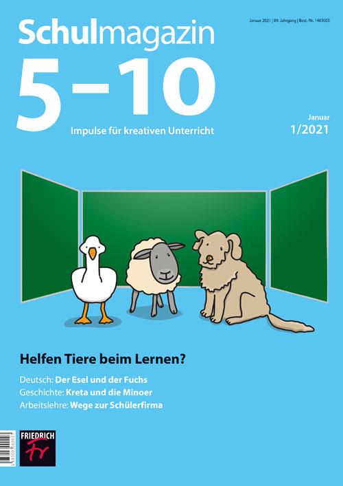 Helfen Tiere beim Lernen?