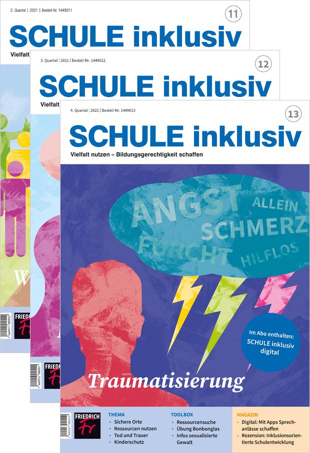 Zur digitalen Ausgabe: Schule inklusiv
