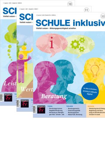 Schule Inklusiv - Jahres-Abo mit Prämie