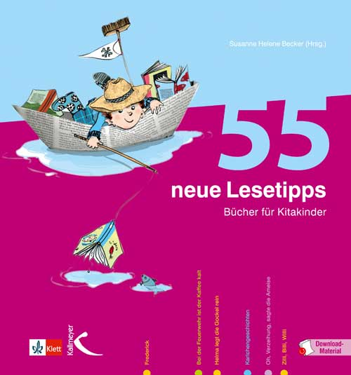 55 neue Lesetipps