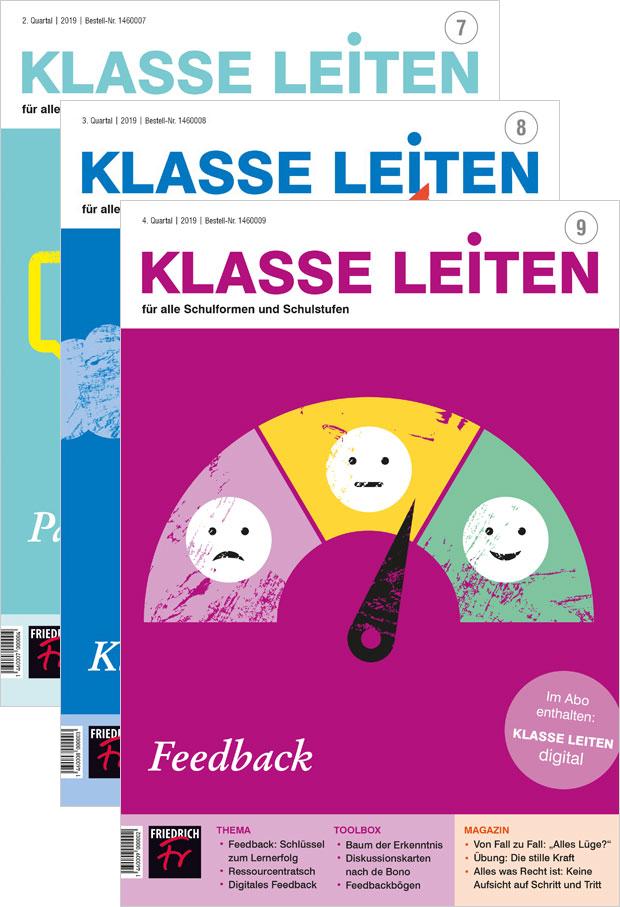 Zur digitalen Ausgabe: Klasse leiten