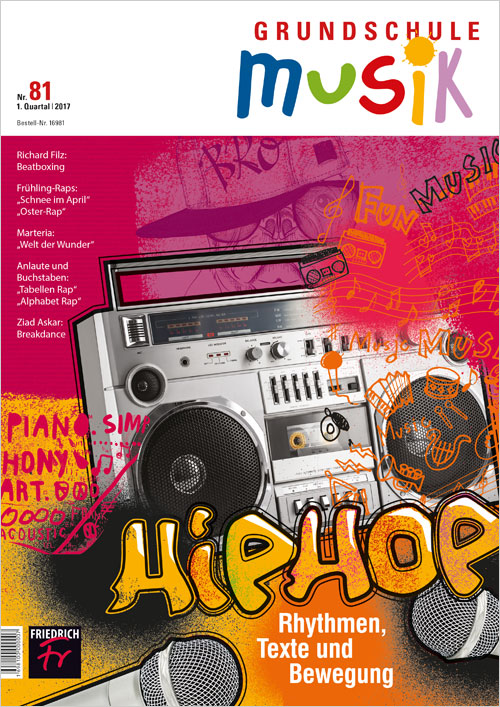 HipHop – Rhythmen, Texte und Bewegung