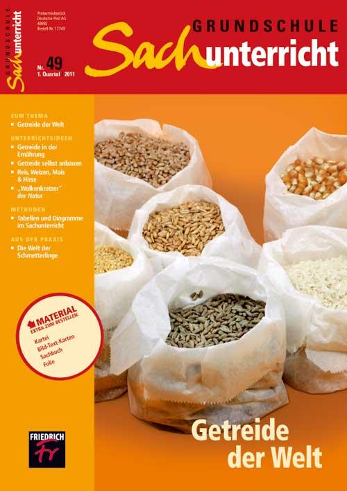 Getreide der Welt
