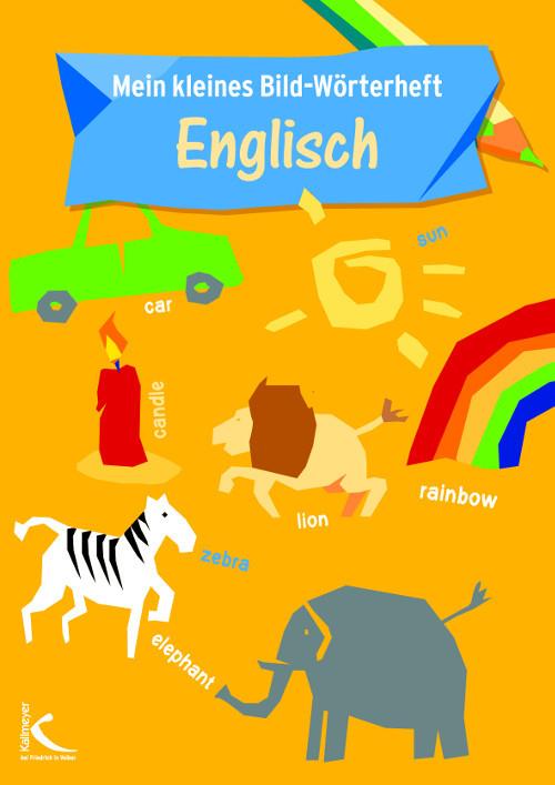 Mein kleines Bild-Wörterheft Englisch
