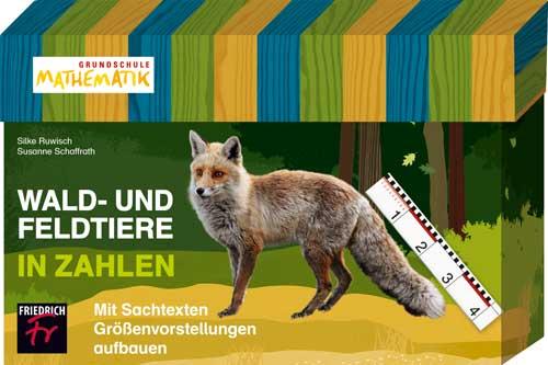 Wald- und Feldtiere in Zahlen
