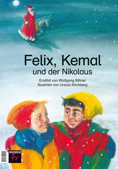 Felix, Kemal und der Nikolaus