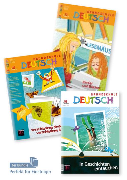 Deutsch unterrichten (Grundschule): Lesen