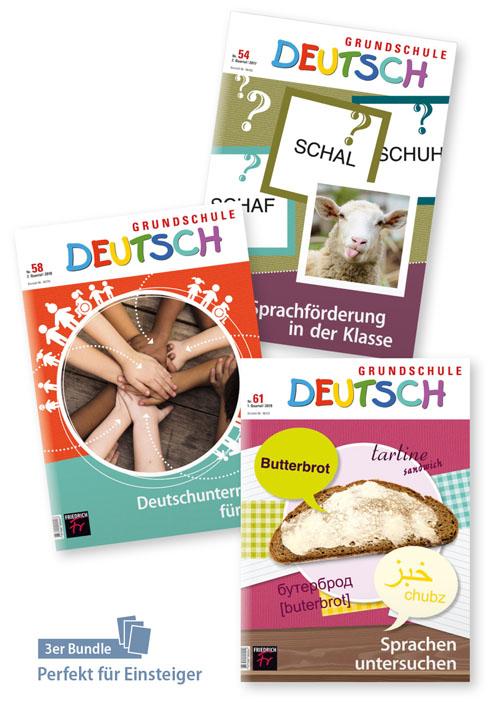 Deutsch unterrichten (Grundschule): Sprache