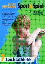 """Leichtathletik – Ein """"Light""""-Faden zum Werfen"""