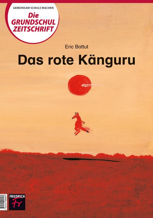 Das rote Känguru