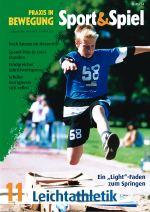 """Leichtathletik – Ein """"Light""""-Faden zum Springen"""