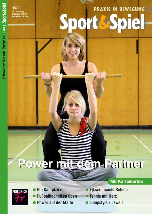 Power mit dem Partner