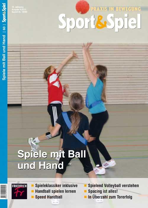 Spiele mit Ball und Hand