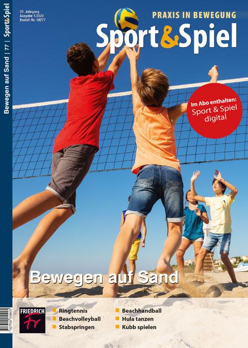 Bewegen auf Sand